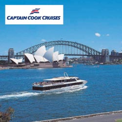 Captain Cook Cruises SydneyHarbour