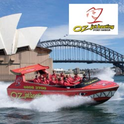 Oz Jet Boating